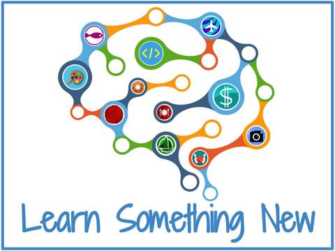 Learn Something New Logo